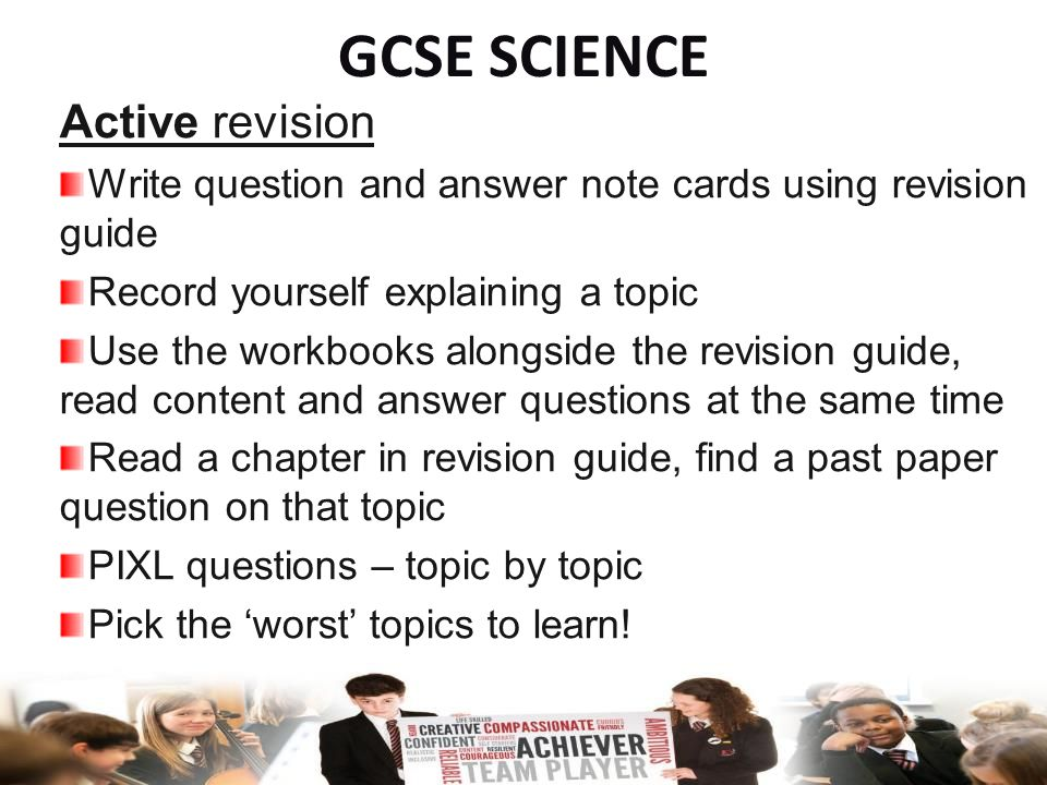 practise science papers gcse Home gcse chemistry practice questions from aqa past papers how science works.
