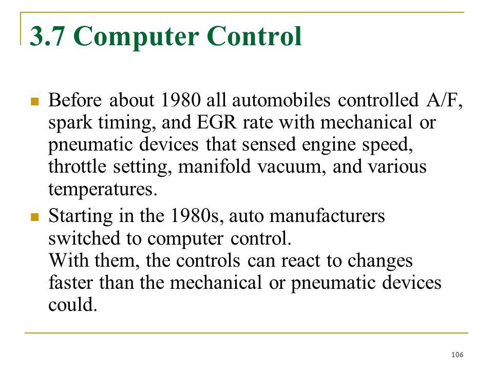 3.7 Computer Control