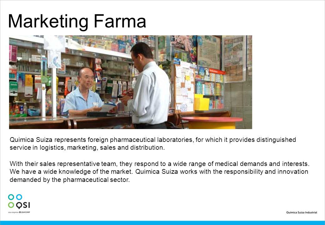 Marketing Farma