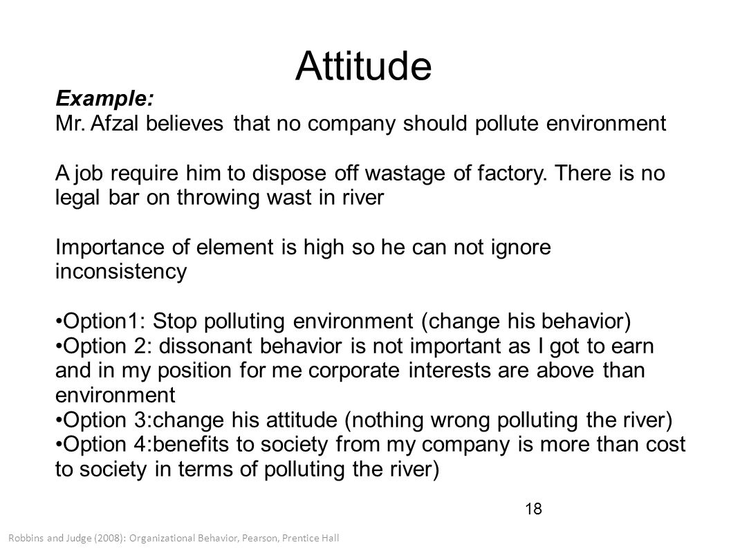 attitude and job satisfaction ppt Chapter 3 – attitudes and job satisfaction what are attitudes - attitudes are evaluative statements or judgments concerning objects, people.