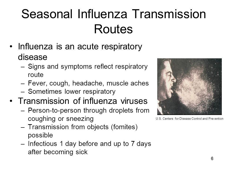 Seasonal Influenza and Swine-Origin Influenza A (H1N1 ...