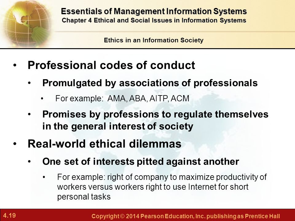 ethical issues in the workforce Confronting ethical dilemmas at work:  to enhance people's sensitivity to ethical issues and provide them with tools for resolving ethical dilemmas effectively.