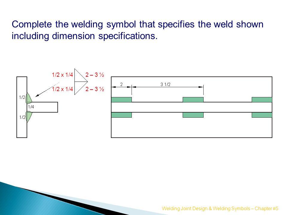 Welding Joint Design And Welding Symbols Ppt Video Online Download