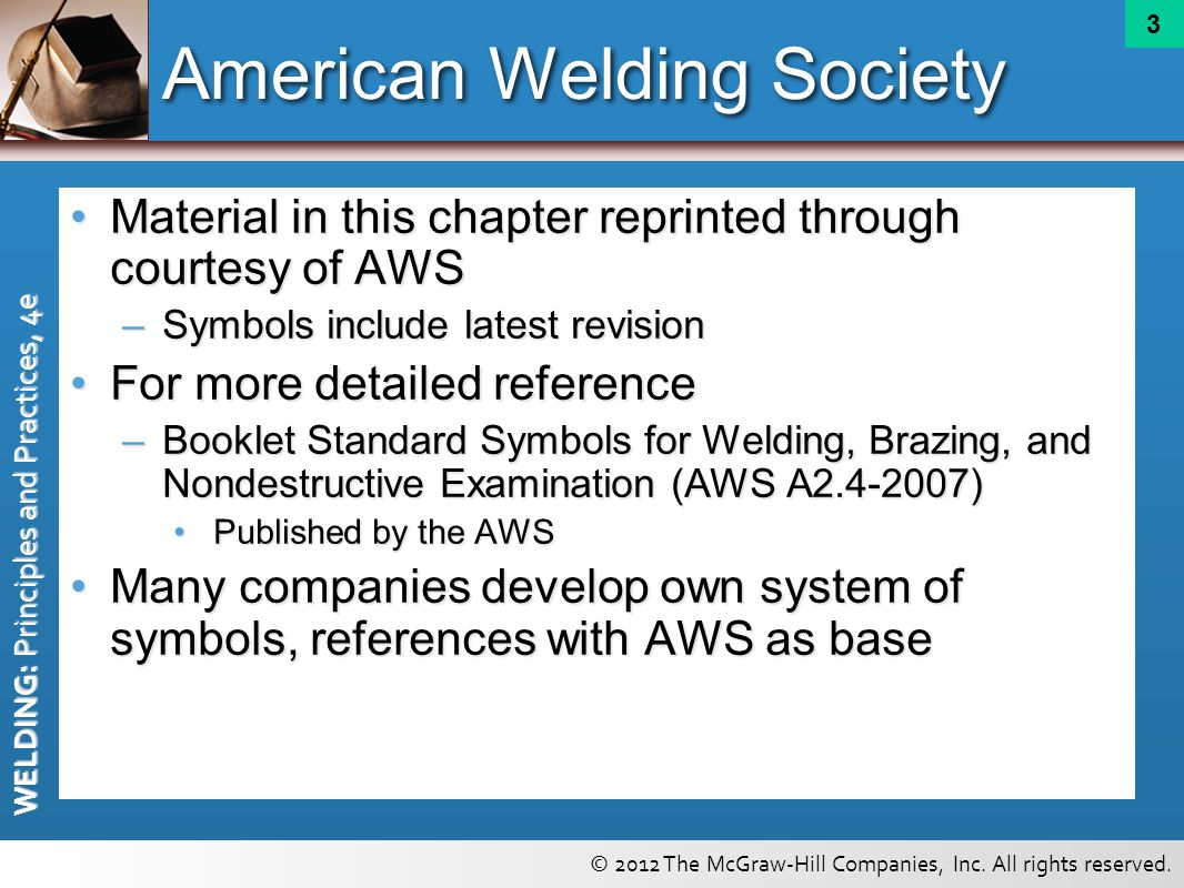 Welding symbols chapter ppt video online download american welding society buycottarizona Image collections