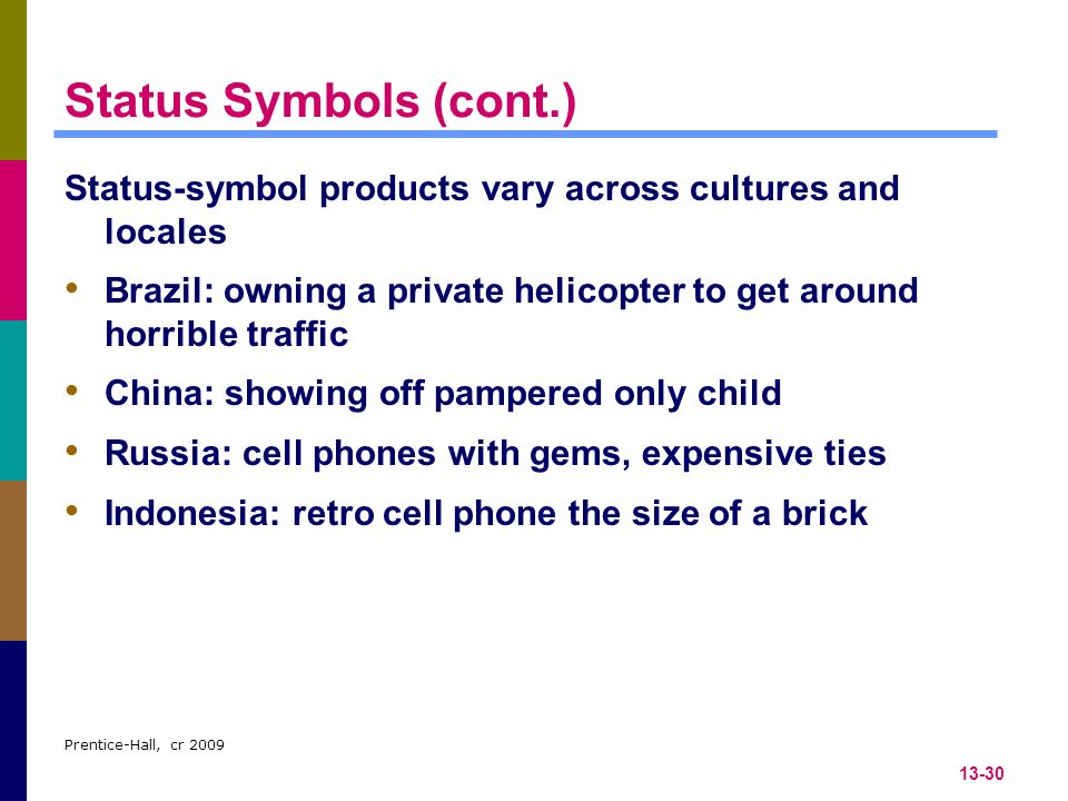 status symbols What is status symbol sociological definition of status symbol example, sample sentence, & pronunciation of status symbol free online sociology dictionary & oer.
