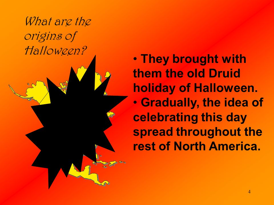 What Are the Origins of Halloween?. - ppt download