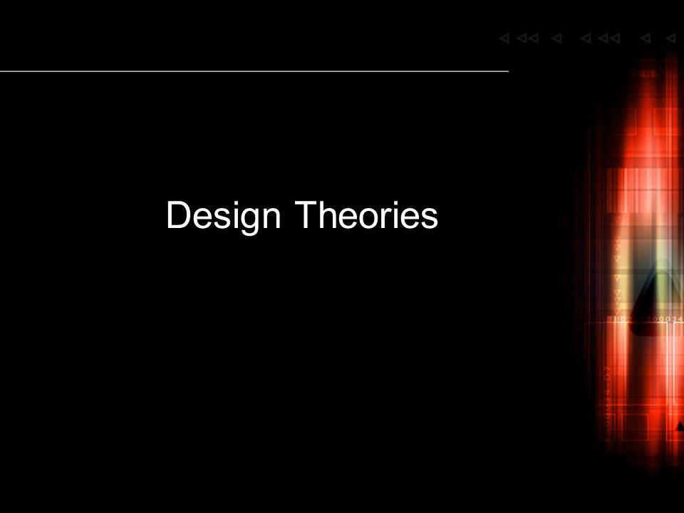 Design Theories