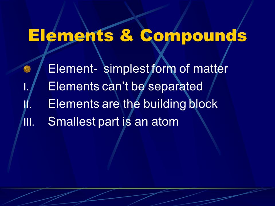Chemistry: The Study of Matter - ppt video online download