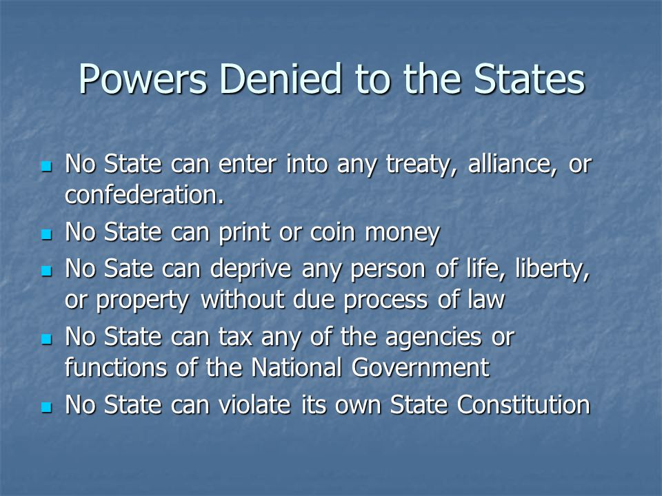 Deprive Any Person Of Life Liberty Or Property