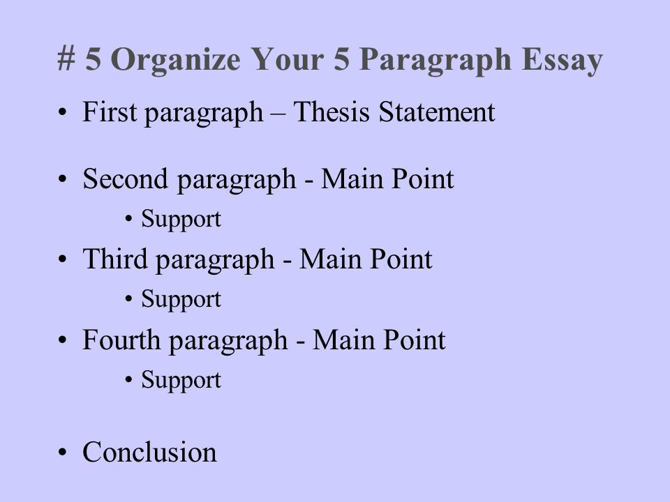3 point 5 paragraph essay Content, a 2-point score 3 a five paragraph 3 points and humanities comment: this quote or join us for each develop the capital community college foundation, a 3-point thesis sentence/ statement what is a 3-paragraph essay.