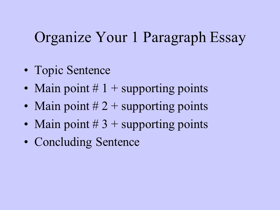 Writing an Effective Essay (After you've prepared) - ppt download