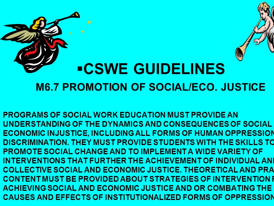 Social welfare policy promoting social justice
