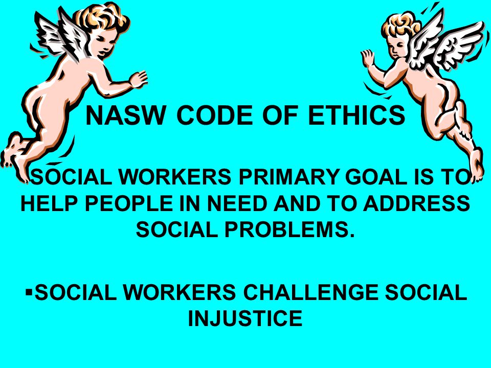 nasw code of ethics analysis No code of ethics can be encyclopedic in providing answers to all ethical questions that may arise in the practice of the profession of psychoanalysis sound judgment and integrity of character are indispensable in applying ethical principles to particular situations and individuals.