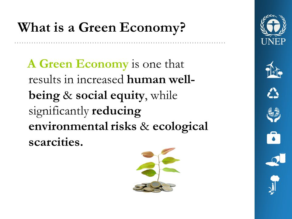 What is a Green Economy