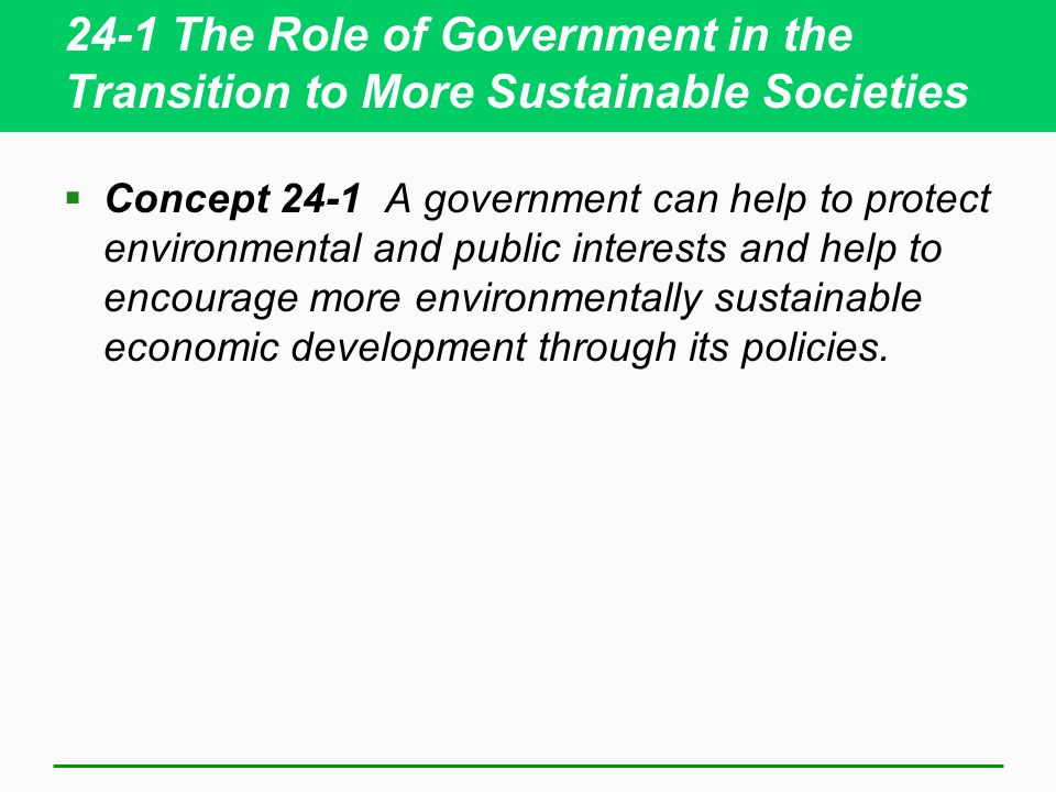 government helping the environment Management of environment is possible only through concerted efforts of all the components of society such as government and non-governmental organization, industrialists, agriculturists, voluntary social welfare organizations as well as the general public.