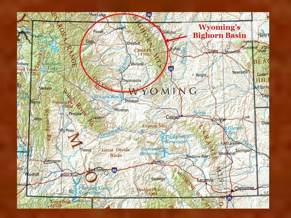 Wyoming's Bighorn Basin