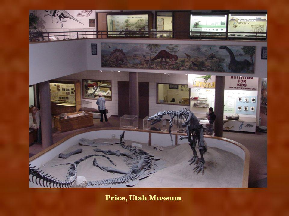 Price, Utah Museum