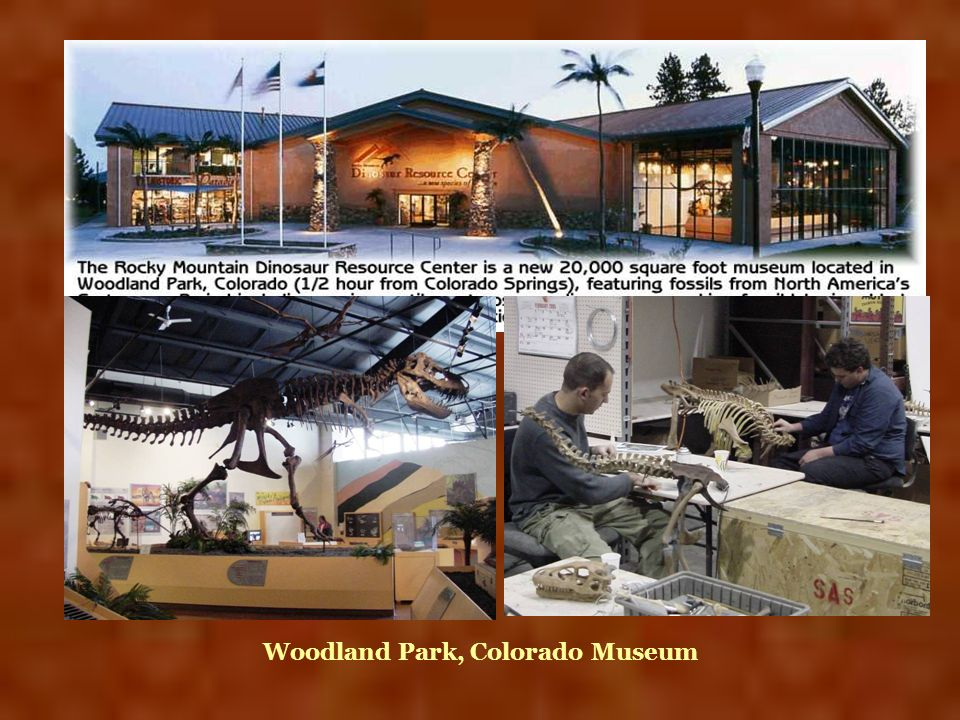 Woodland Park, Colorado Museum
