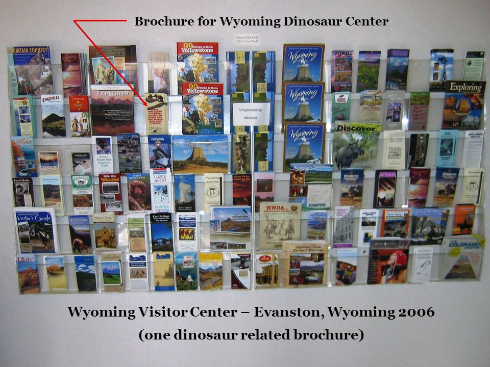 Wyoming Visitor Center – Evanston, Wyoming 2006