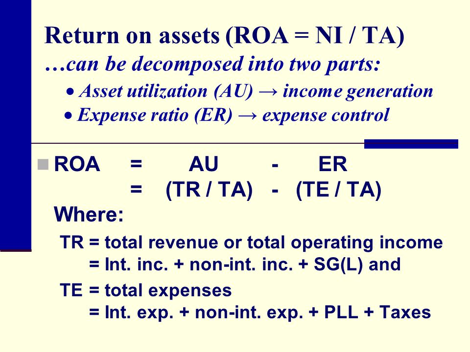 non performance assets Purpose: the purpose of this paper is to provide an insight into the concept of  non-performing asset (npa), a standard criterion for assessing commercial  bank.