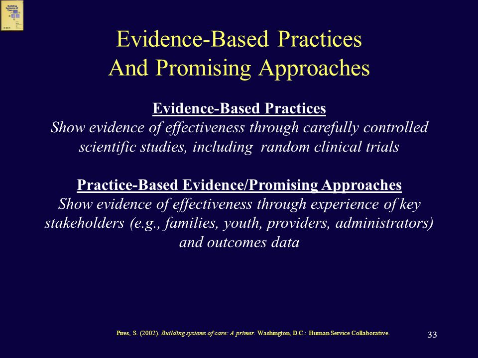 administrative challenges evidence based practice Implementing evidence-based principles and treatment interventions: program or practice evidence-base evolution of nrepp implementing evidence-based practices: challenges & perils author: joan zweben created date.