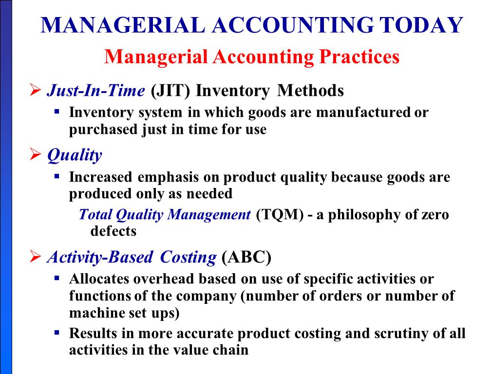 just in time inventory practices essay
