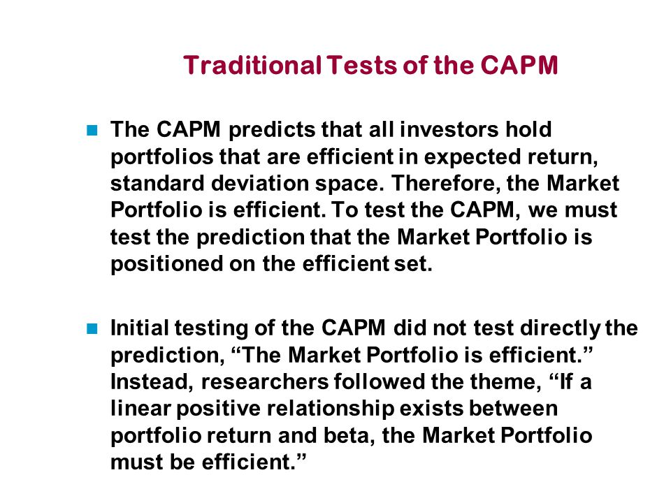 empirical asset pricing project Asset pricing anomalies cost of capital beta capital budgeting abstract  we provide empirical support for our arguments by developing a method for estimating firms' project capm betas and project returns our findings  of a primitive asset (project) and a call option on the asset.