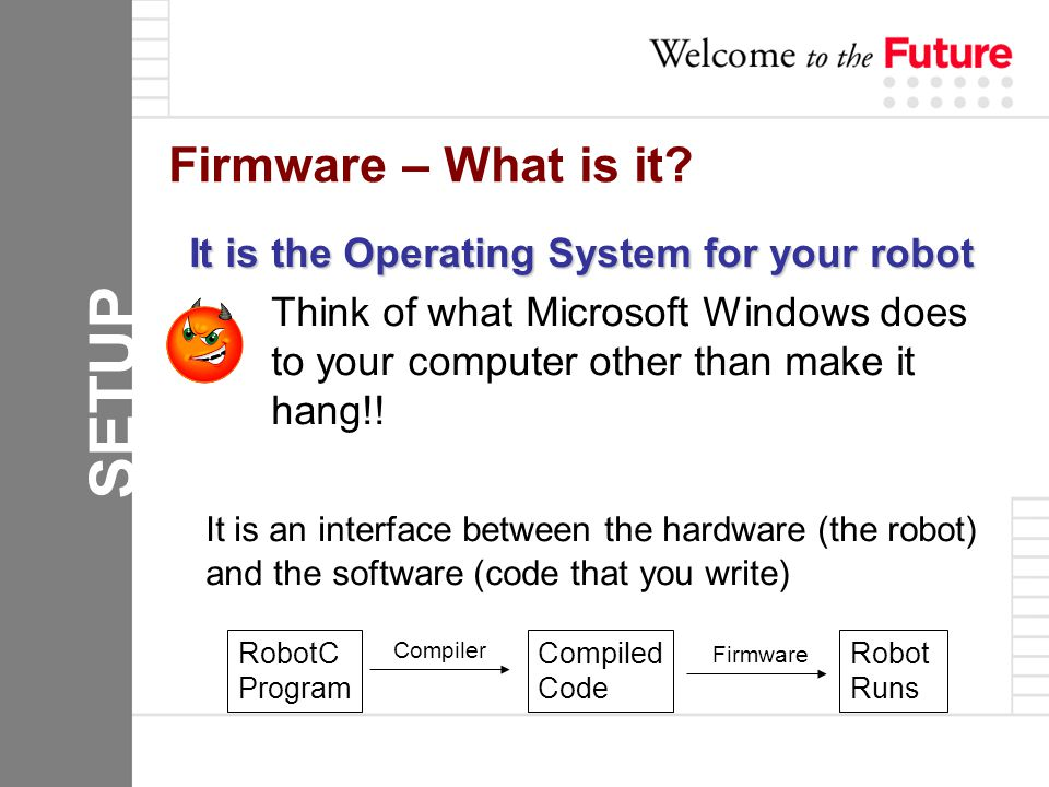 how to make your own operating system for a computer