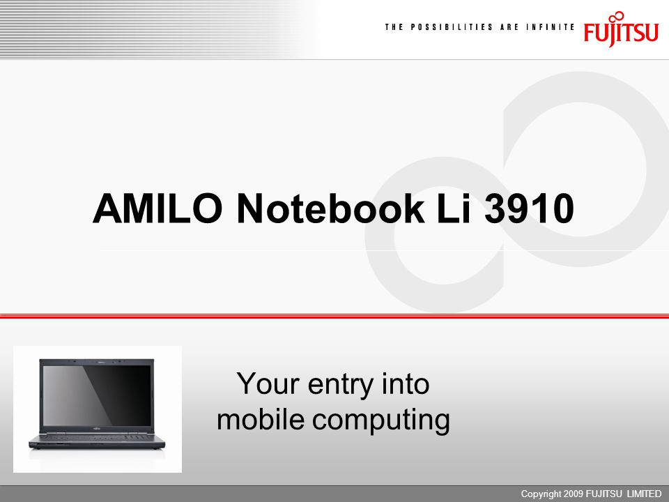 Your entry into mobile computing