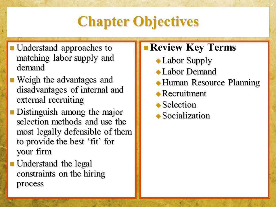 advantages and disadvantages of internal recruitment pdf