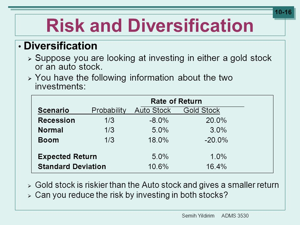 how to calculate the mean return of a stock