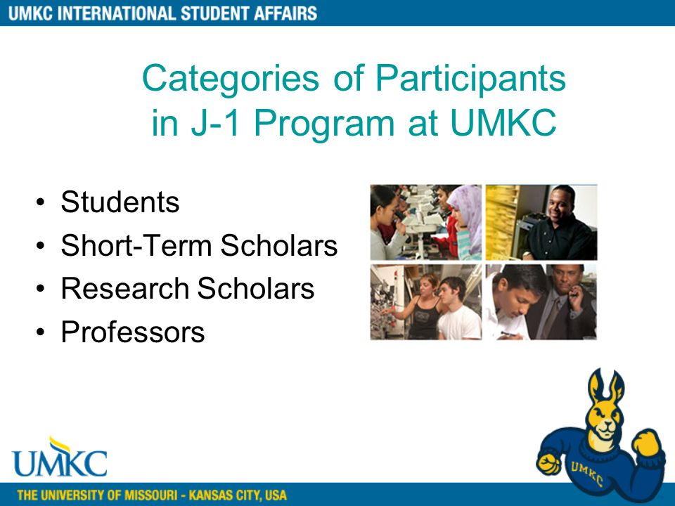 UMKC International Student Affairs Office - ppt download