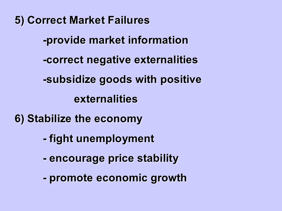market failure in unemployment benefits Discover the ways that externalities lead to market failure externalities are costs or benefits that go to a third party, not in the transaction.