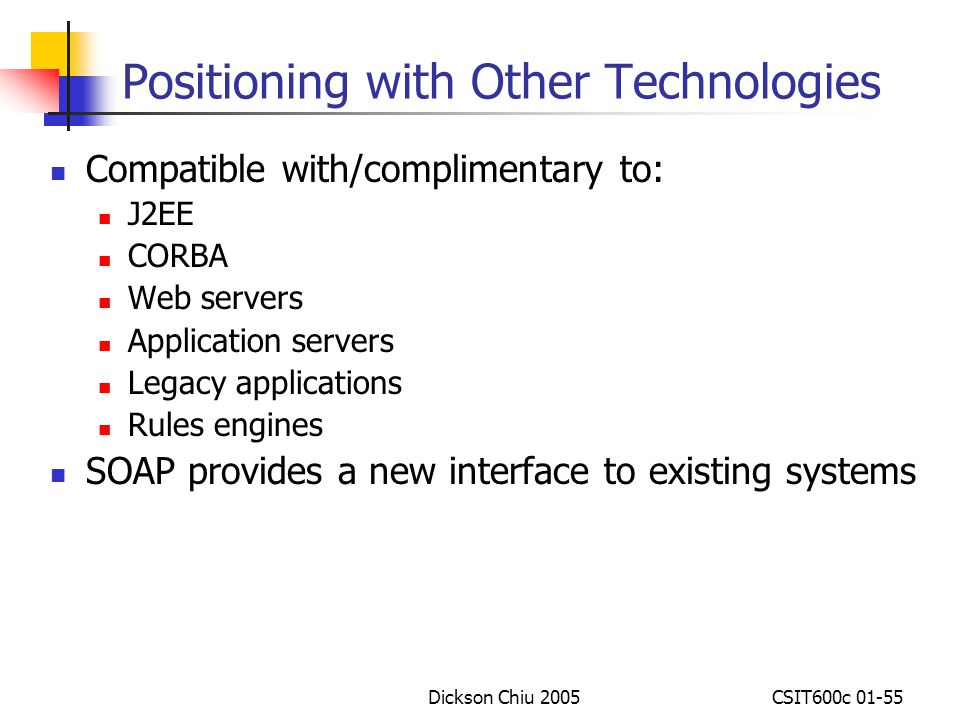 Positioning with Other Technologies