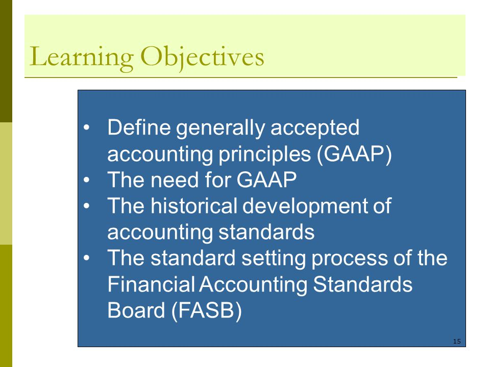 Theory: GAAP vs. IFRS finance choices, best statement