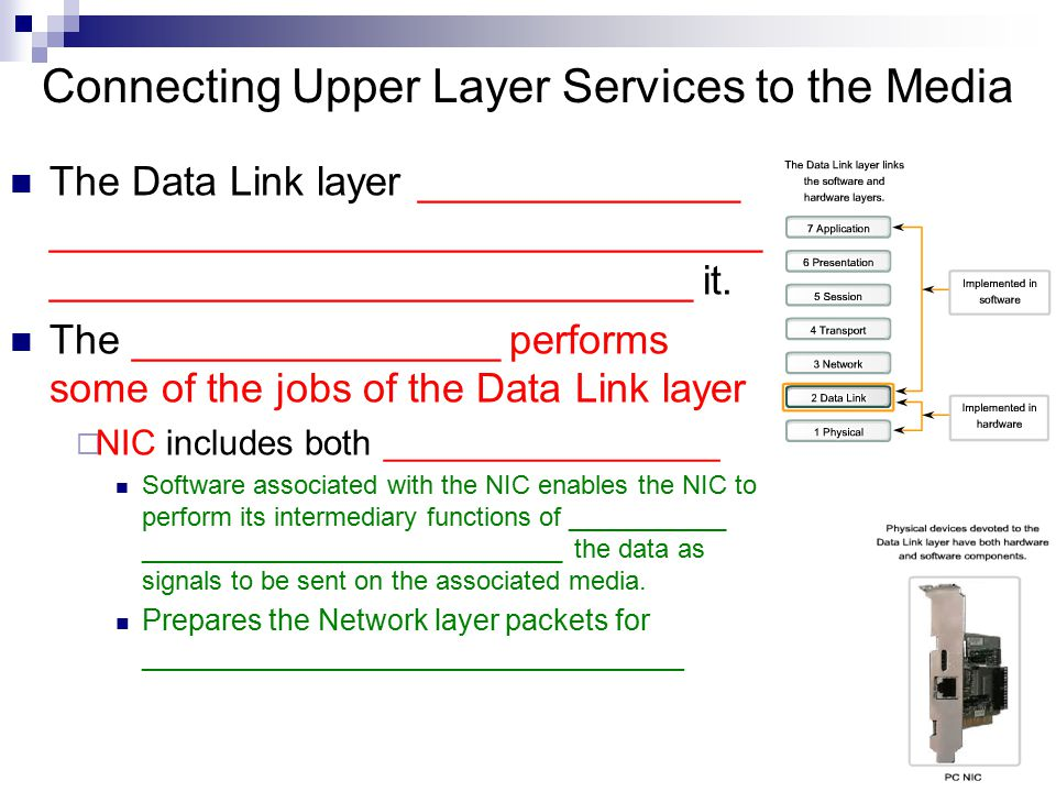 Data-Link layer