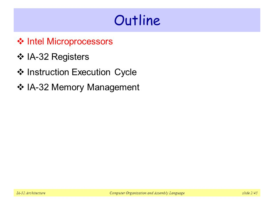 memory management of microprocessors 8086 Advanced processors: 80286 microprocessor  salient features of 80286  ü the 80286 is the first member of the family of advanced microprocessors with memory management and protection abilities.