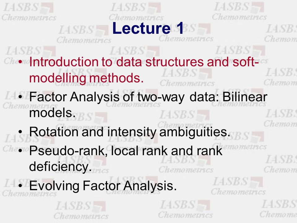 introduction to multivariate analysis pdf