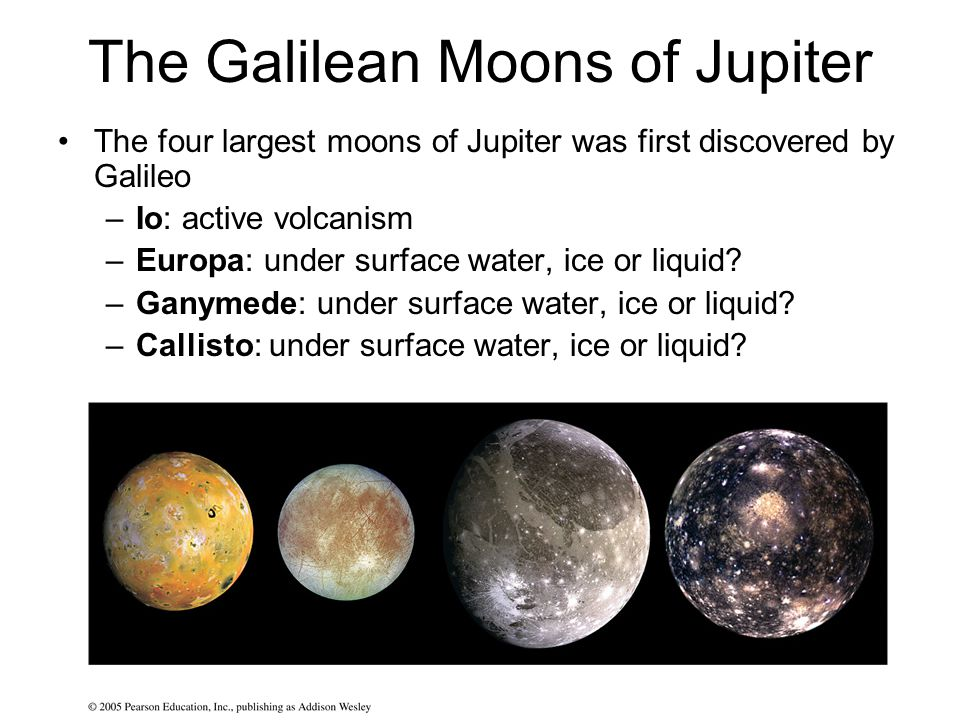 what are the four largest moons of jupiter - photo #16