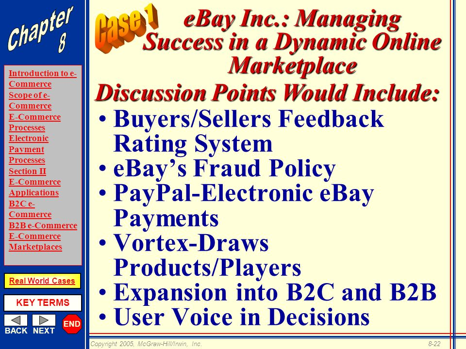 ebay inc managing success in a dynamic online marketplace Minnesota marketplace law ripe for legal challenge the law directs the state to require e-commerce marketplaces such as amazoncom inc, ebay inc then you understand why this online marketplace law cannot stand up to legal scrutiny or common sense.