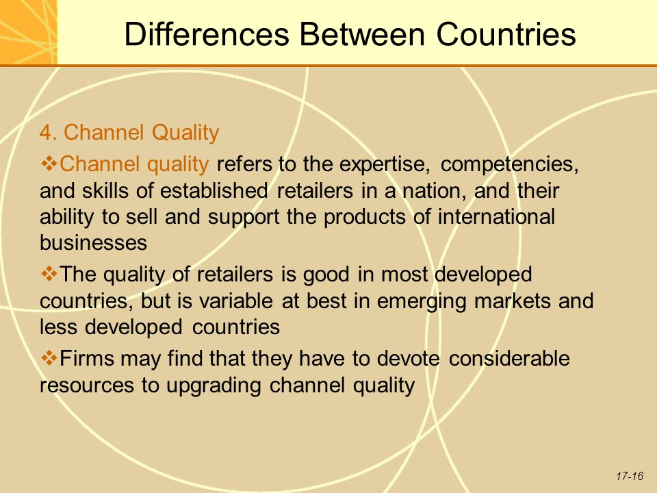 difference between international marketing and global marketing pdf