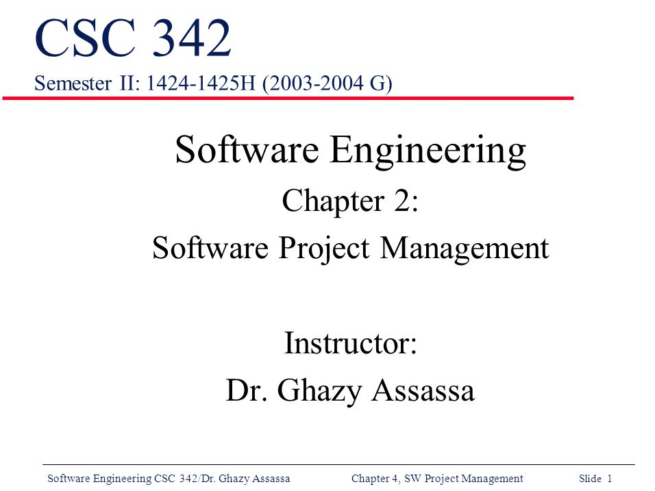 software engineering project management pdf