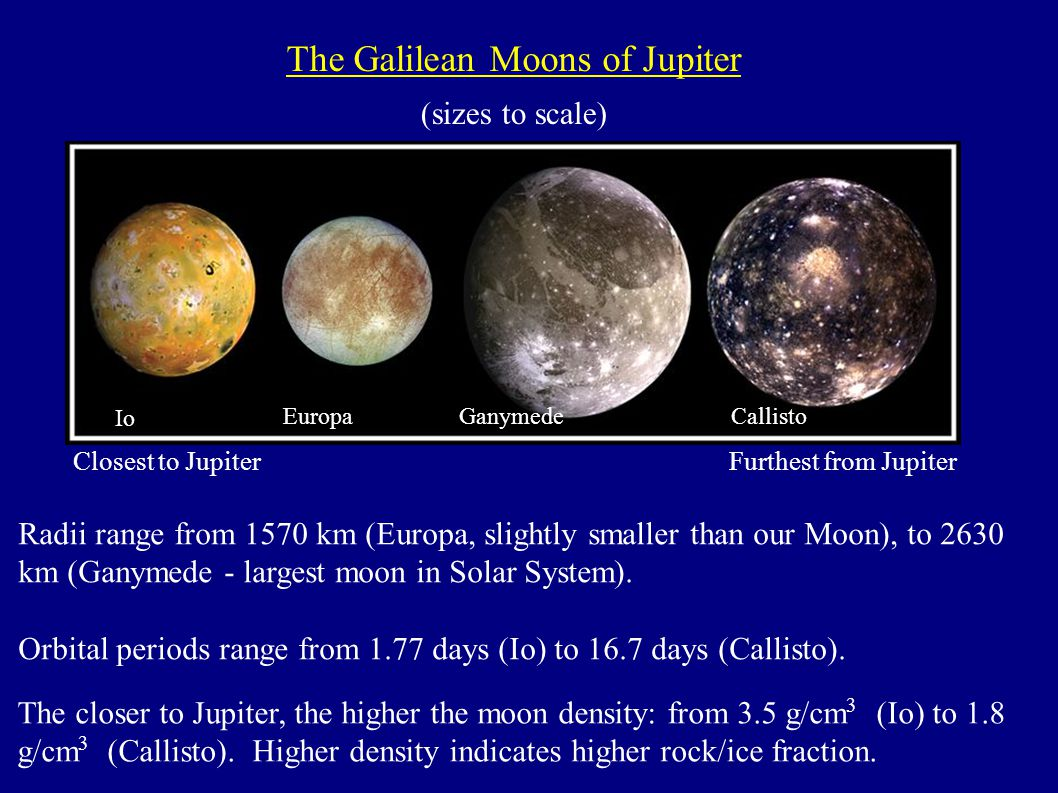 Review for Test #2 March 9 Topics: The Solar System and ...