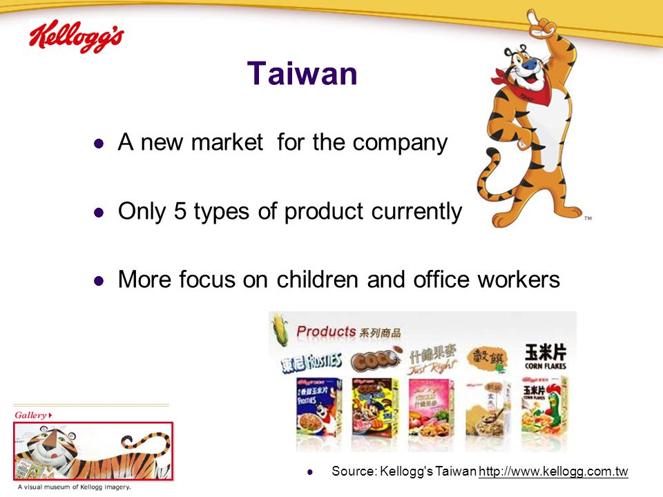 kelloggs special k target market report essay Special k ready-to-eat cereal marketkellogg company kellogg's was founded as the battle creek toasted corn flake company on february 19 is the world's leading producer of cereal and a leading producer of convenience foods.