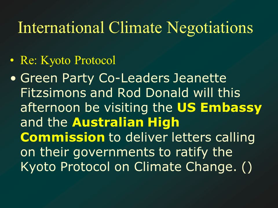 international co operation in kyoto protocol China ratifies kyoto protocol  its kyoto protocol set forth the fundamental principles and provide an effective framework and a series of rules for international cooperation in combating .