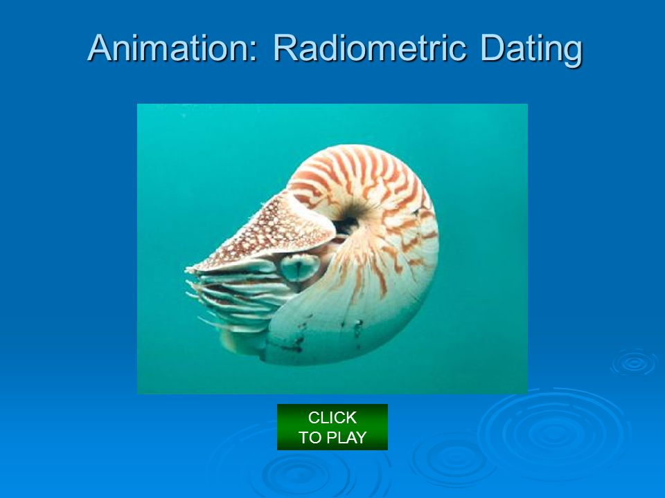 how to find radioactive dating animation