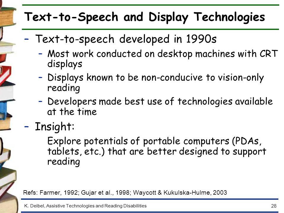 text to speech machine