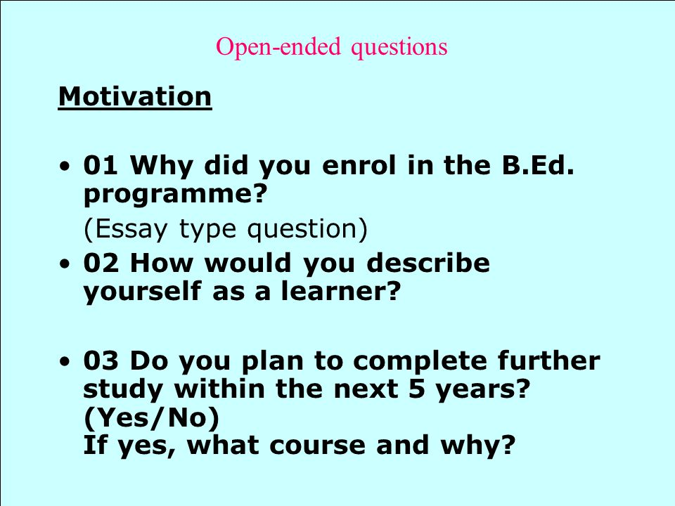 describe yourself essay question Describe yourself college essay - why worry about the dissertation receive the necessary help on the website confide your paper to experienced scholars engaged in.