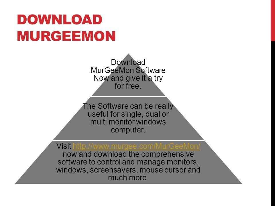 Download MurGeeMon