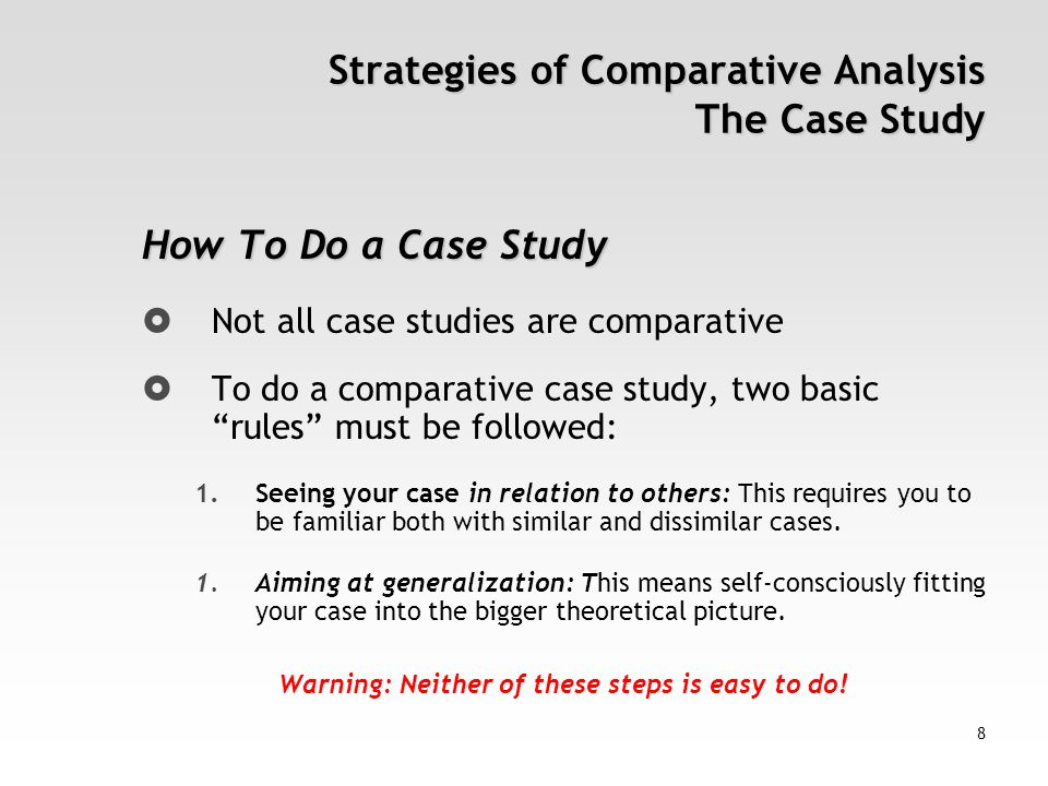 comparative analysis of research articles on Purpose of this study was to undertake a comparative review of the  methodologies used by  (and, in some cases, conference papers/journal  articles, e g.